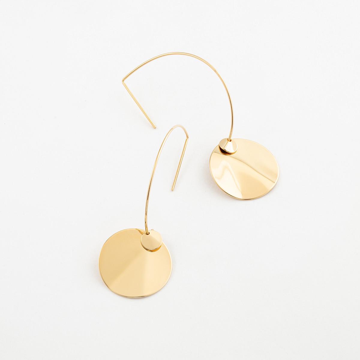 Gold Ohrhänger | Kaufbei Schmuck
